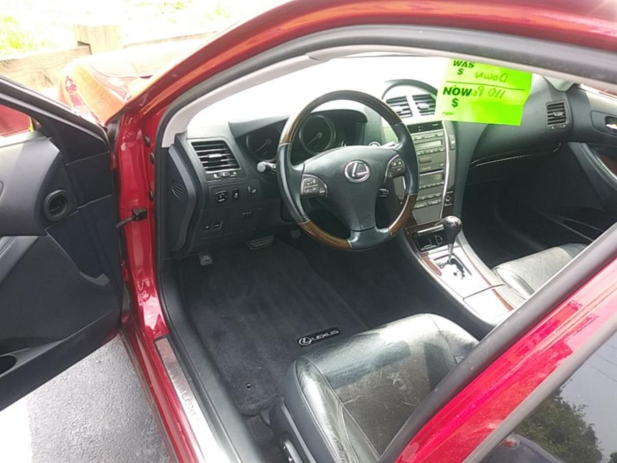 2012 Lexus ES 350 4dr Sdn, available for sale in Hamden, Connecticut | 5M Motor Corp. Hamden, Connecticut