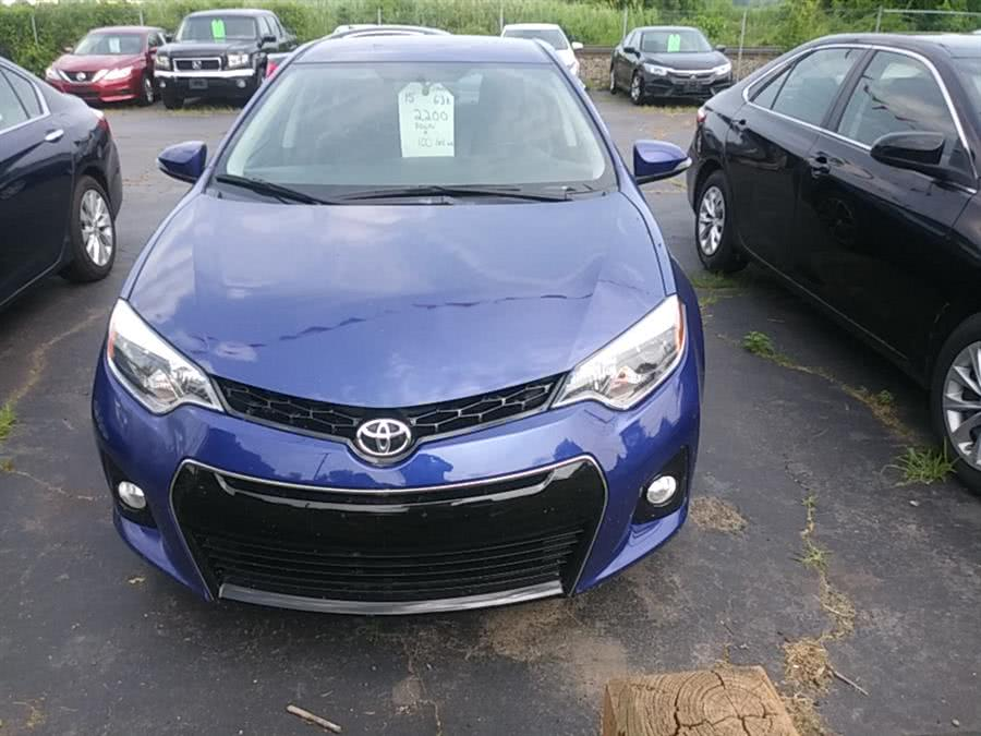 Used 2015 Toyota Corolla in Hamden, Connecticut | 5M Motor Corp. Hamden, Connecticut
