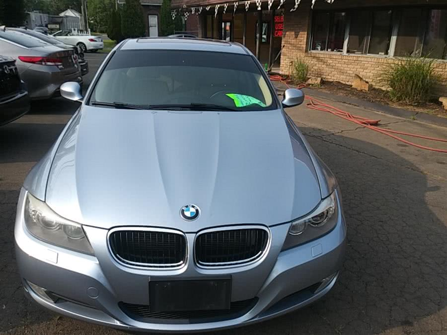 Used BMW 3 Series 4dr Sdn 328i xDrive AWD SULEV 2011 | 5M Motor Corp. Hamden, Connecticut