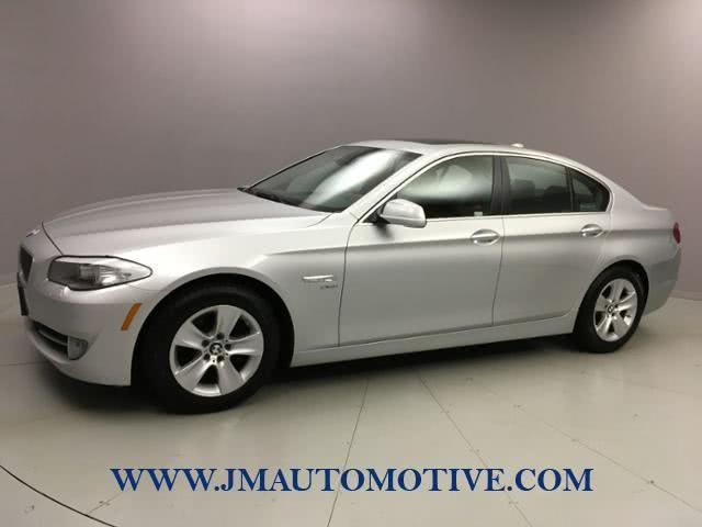 Used 2012 BMW 5 Series in Naugatuck, Connecticut | J&M Automotive Sls&Svc LLC. Naugatuck, Connecticut