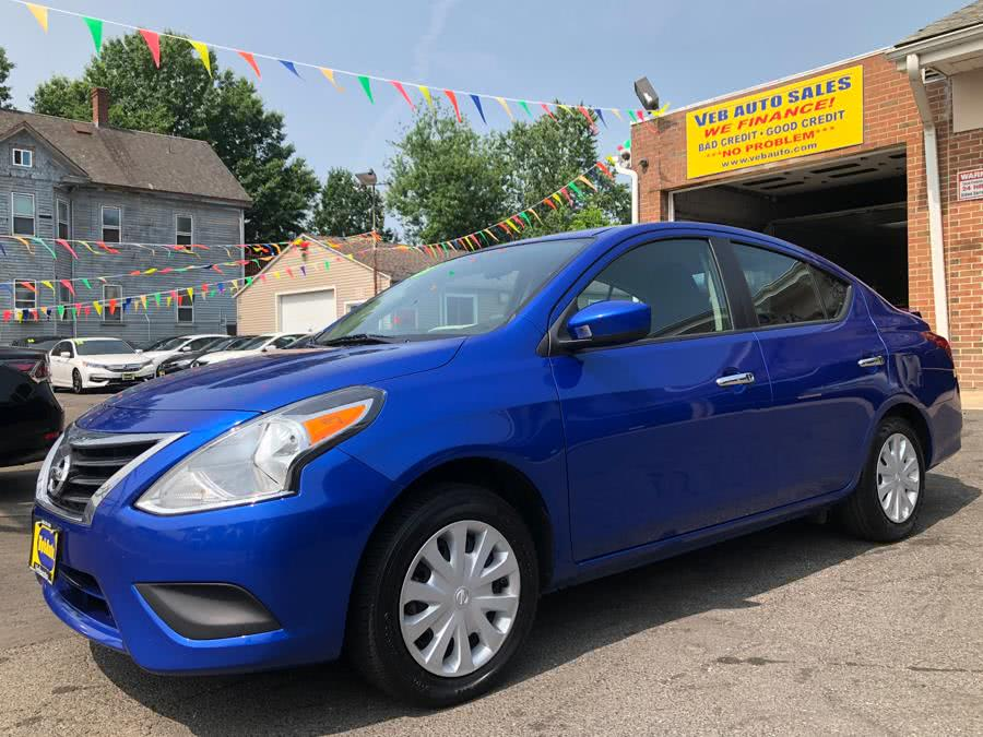 Used 2016 Nissan Versa in Berlin, Connecticut | Tru Auto Mall. Berlin, Connecticut