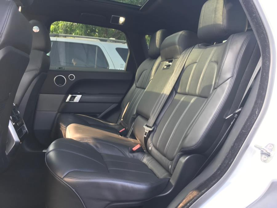 2017 Land Rover Range Rover Sport V6 Supercharged HSE, available for sale in Jamaica, New York | Sunrise Autoland. Jamaica, New York