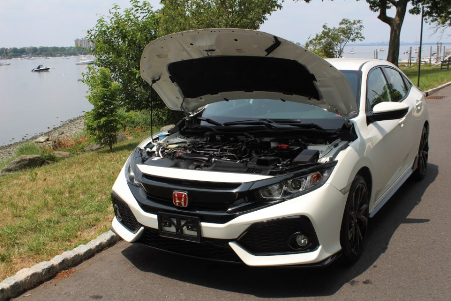 2018 Honda Civic Hatchback Sport Manual, available for sale in Great Neck, NY