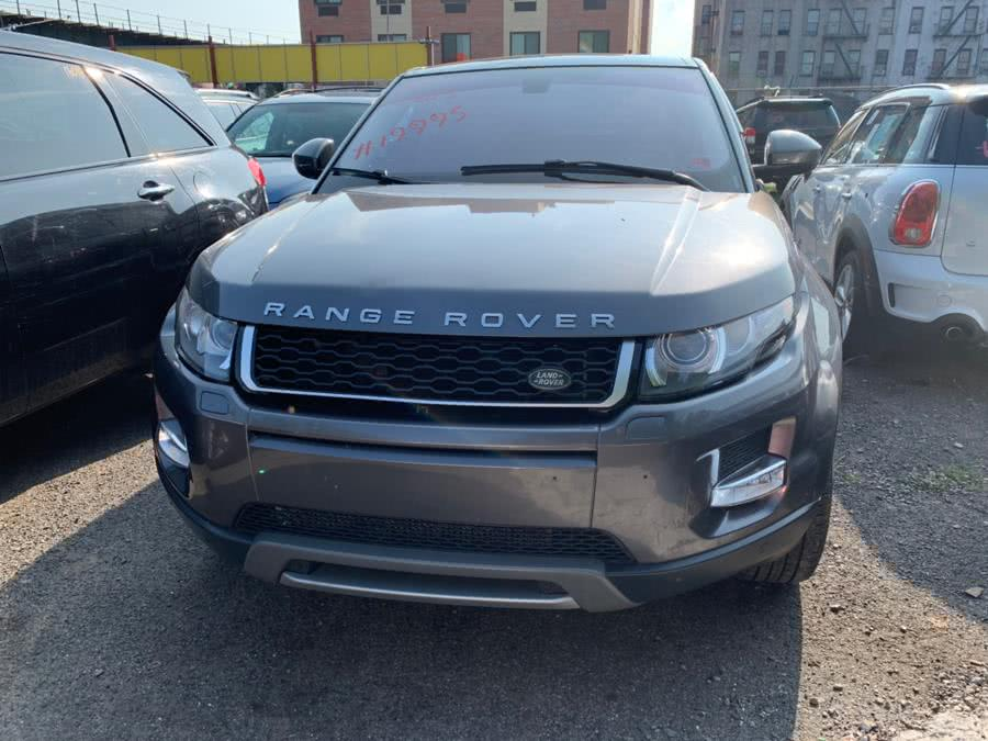 Used 2015 Land Rover Range Rover Evoque in Brooklyn, New York | Atlantic Used Car Sales. Brooklyn, New York