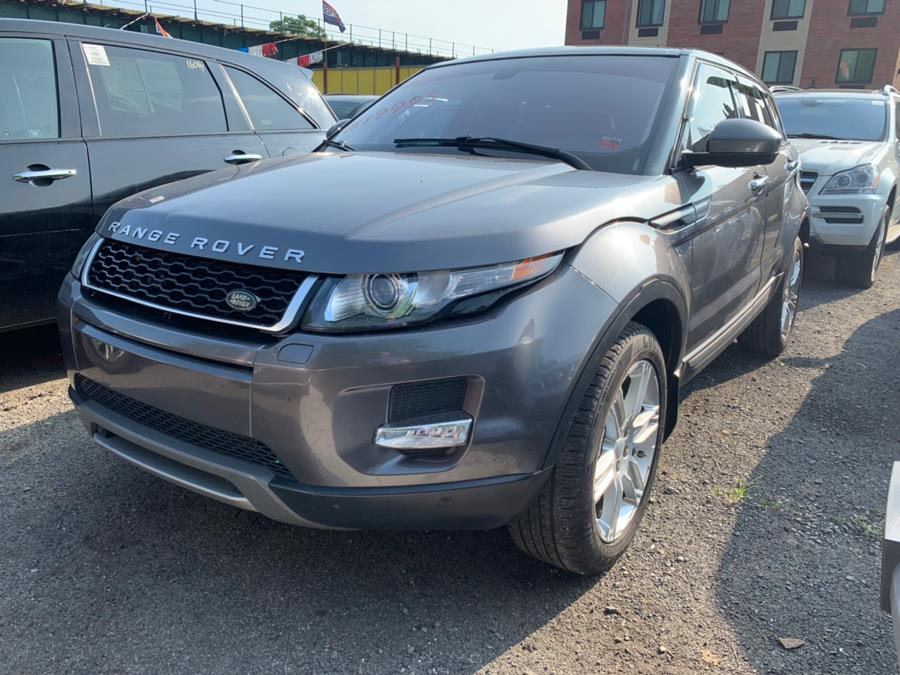 2015 Land Rover Range Rover Evoque 5dr HB Pure Plus, available for sale in Brooklyn, New York | Atlantic Used Car Sales. Brooklyn, New York