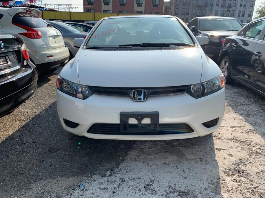 Used 2008 Honda Civic Cpe in Brooklyn, New York | Atlantic Used Car Sales. Brooklyn, New York