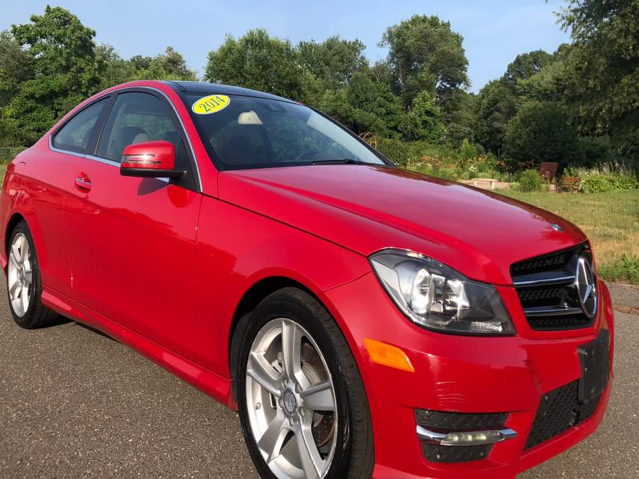 Used 2014 Mercedes-Benz C-Class in Agawam, Massachusetts | Malkoon Motors. Agawam, Massachusetts