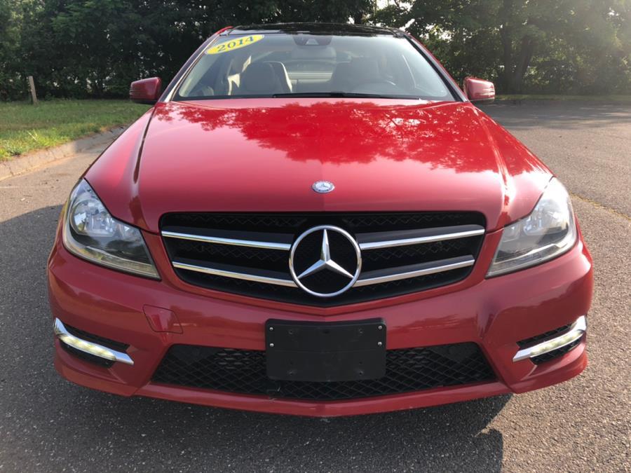 Used Mercedes-Benz C-Class 2dr Cpe C250 RWD 2014   Malkoon Motors. Agawam, Massachusetts