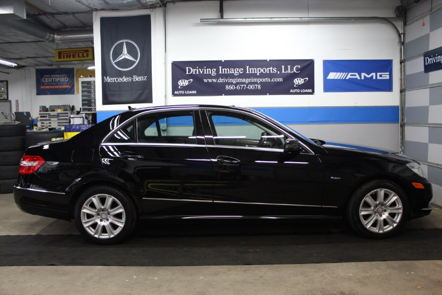Used Mercedes-Benz E-Class 4dr Sdn E350 Luxury 4MATIC 2012 | Driving Image Imports LLC. Farmington, Connecticut