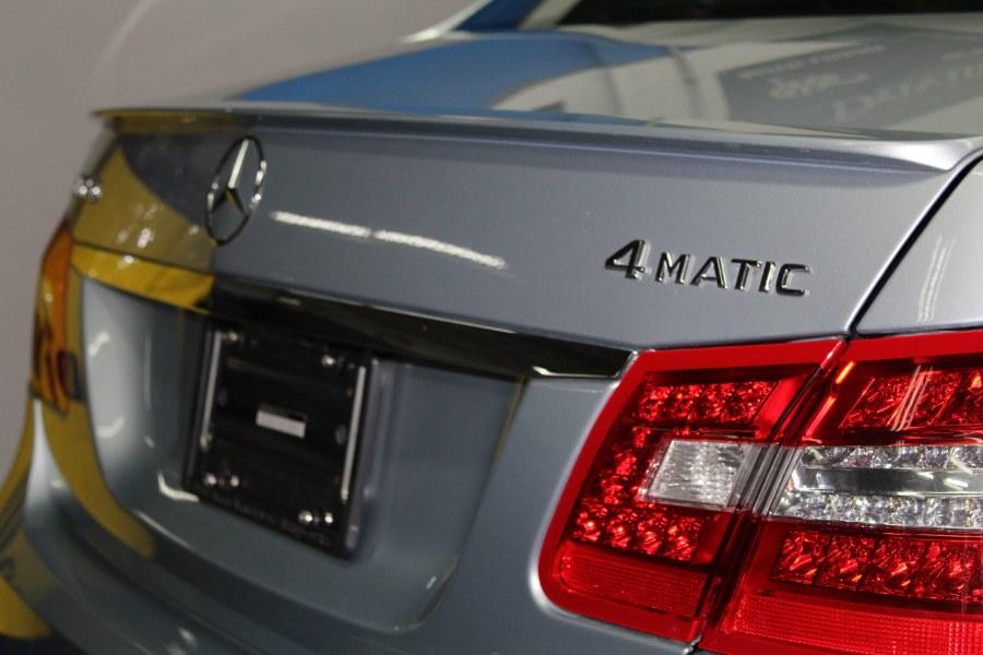 Used Mercedes-Benz E-Class 4dr Sdn E350 Sport 4MATIC *Ltd Avail* 2013 | Driving Image Imports LLC. Farmington, Connecticut