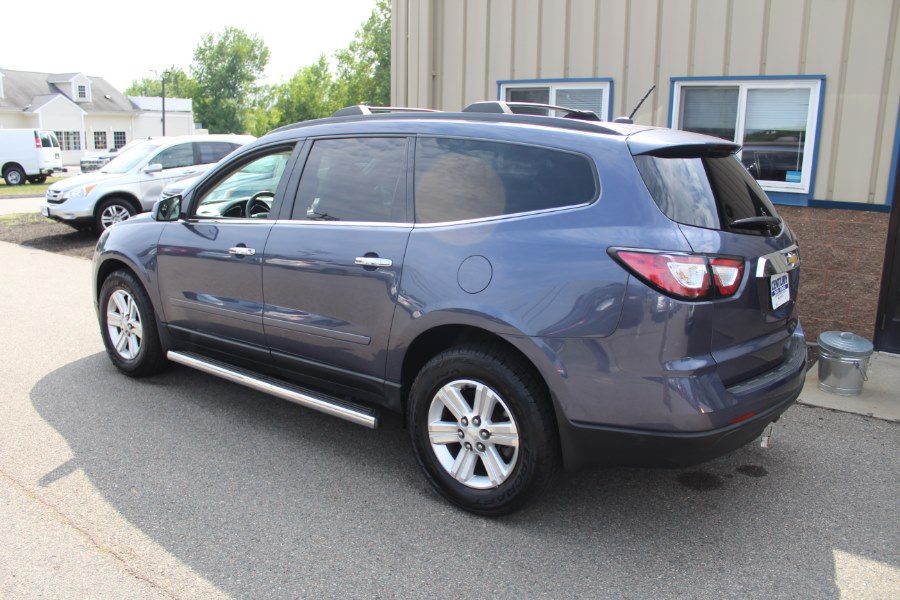 Used Chevrolet Traverse AWD 4dr LT w/2LT 2014 | Century Auto And Truck. East Windsor, Connecticut
