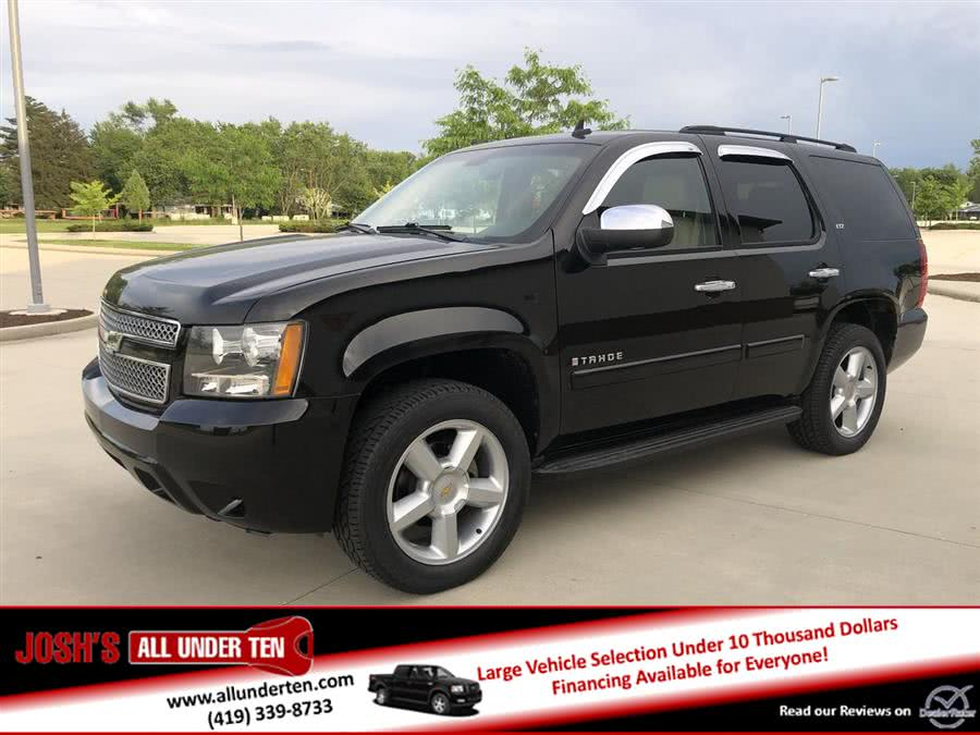 Used 2008 Chevrolet Tahoe in Elida, Ohio | Josh's All Under Ten LLC. Elida, Ohio