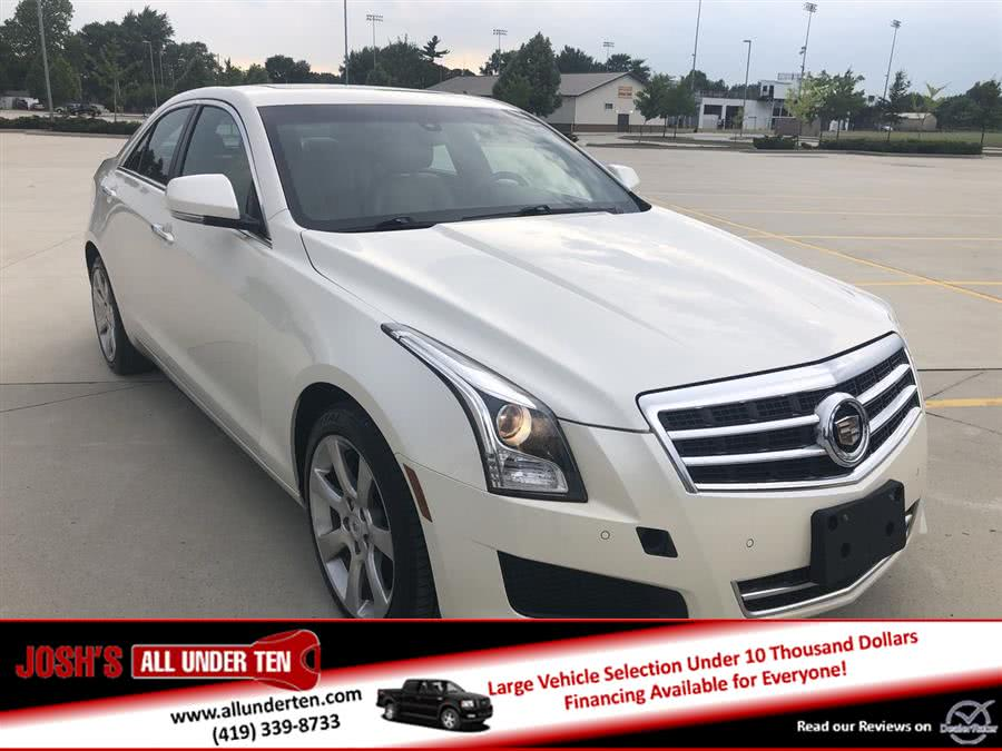 Used 2014 Cadillac ATS in Elida, Ohio | Josh's All Under Ten LLC. Elida, Ohio