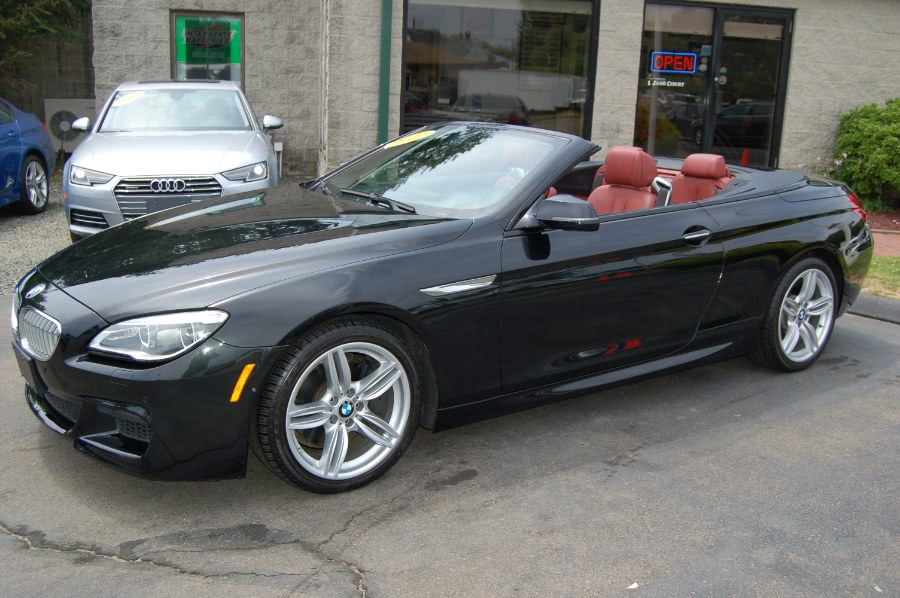 Used BMW 6 Series 650i xDrive Convertible M Sport 2017 | M&N`s Autohouse. Old Saybrook, Connecticut