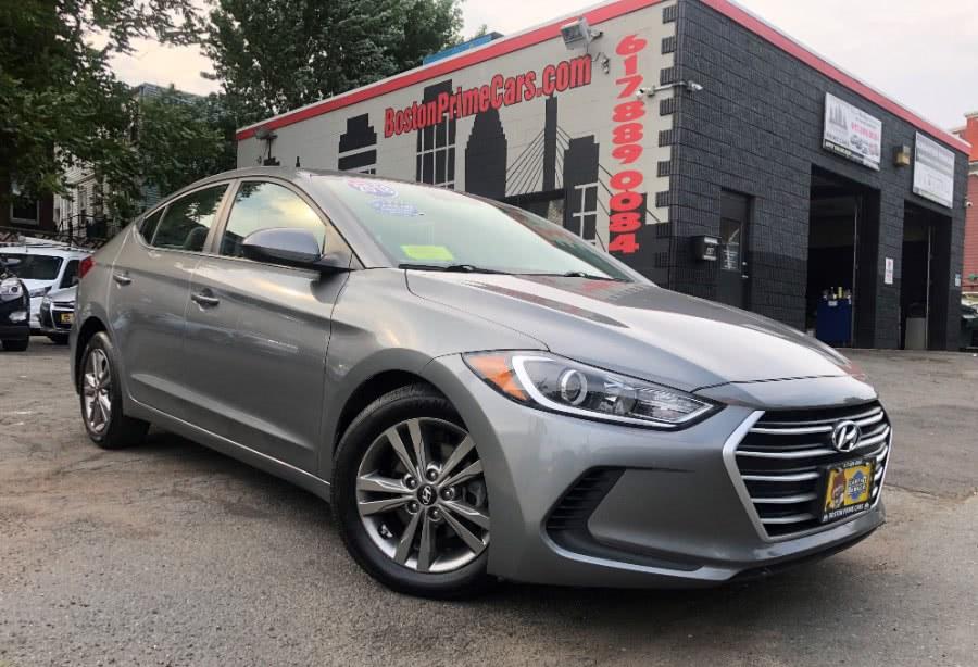 Used 2018 Hyundai Elantra in Chelsea, Massachusetts | Boston Prime Cars Inc. Chelsea, Massachusetts