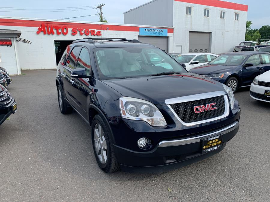 Used GMC Acadia AWD 4dr SLT1 2012 | Auto Store. West Hartford, Connecticut