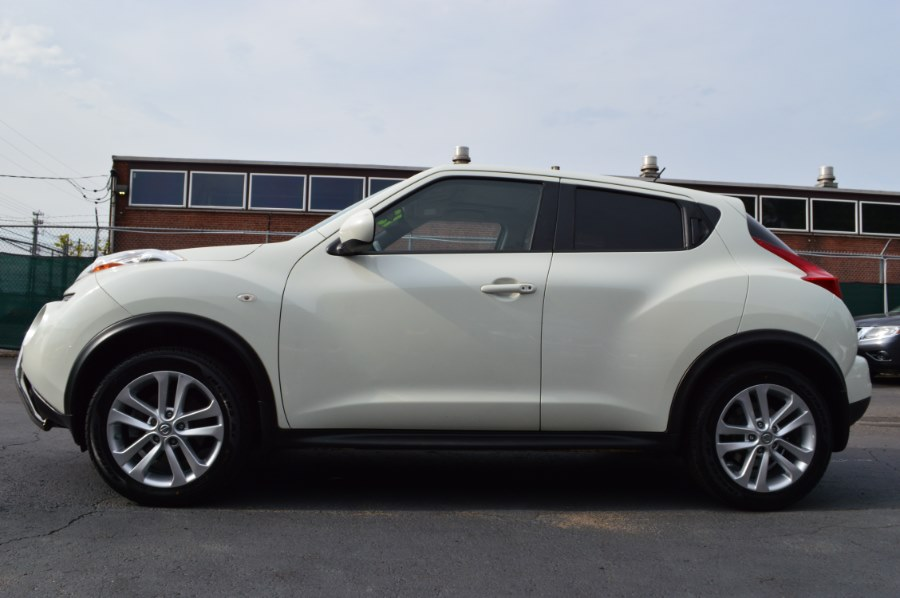 2012 Nissan JUKE 5dr Wgn CVT SL AWD, available for sale in Hartford, Connecticut   Locust Motors LLC. Hartford, Connecticut