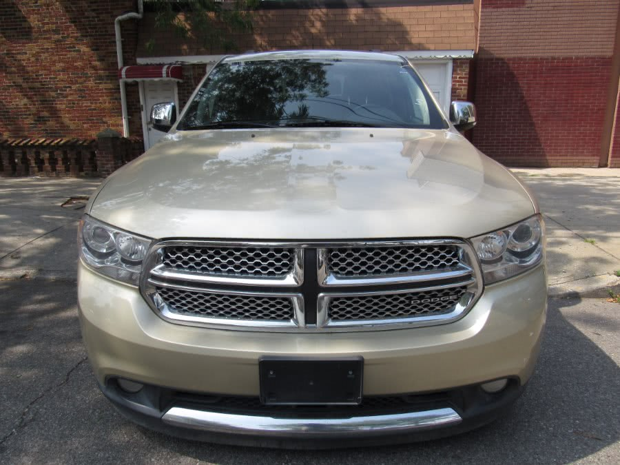 Used 2012 Dodge Durango in Levittown, Pennsylvania | Deals on Wheels International Auto. Levittown, Pennsylvania