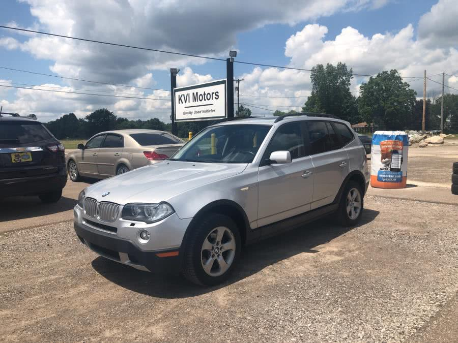 Used 2008 BMW X3 in Davison, Michigan | KVI Motors. Davison, Michigan