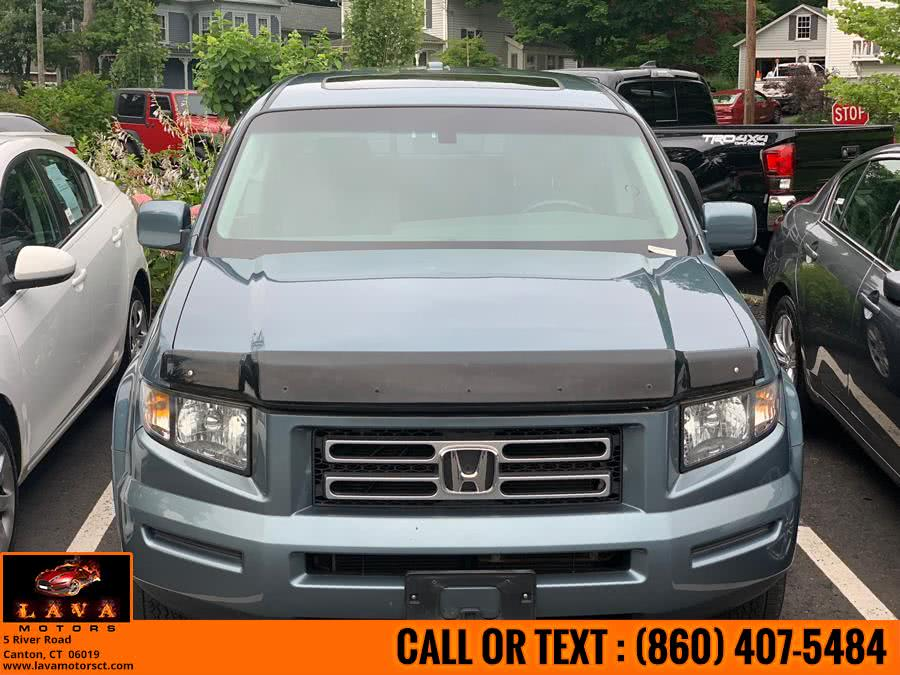 Used 2007 Honda Ridgeline in Canton, Connecticut | Lava Motors. Canton, Connecticut