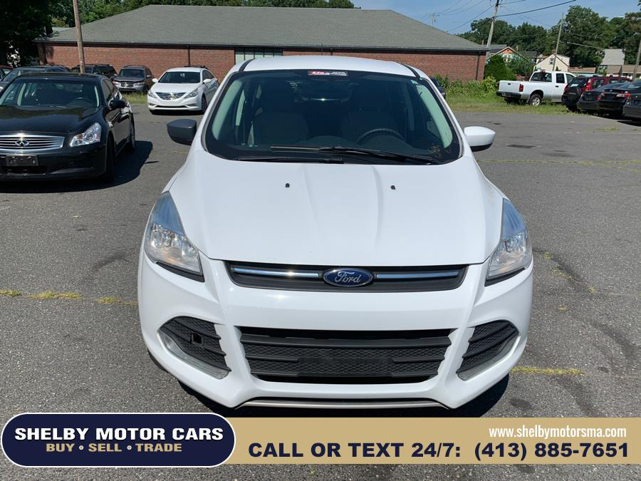 2013 Ford Escape FWD 4dr SE, available for sale in Springfield, Massachusetts | Shelby Motor Cars . Springfield, Massachusetts
