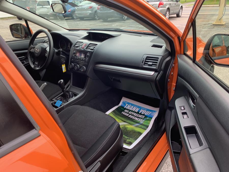 2013 Subaru XV Crosstrek 5dr Man 2.0i Premium, available for sale in Barre, Vermont | Routhier Auto Center. Barre, Vermont