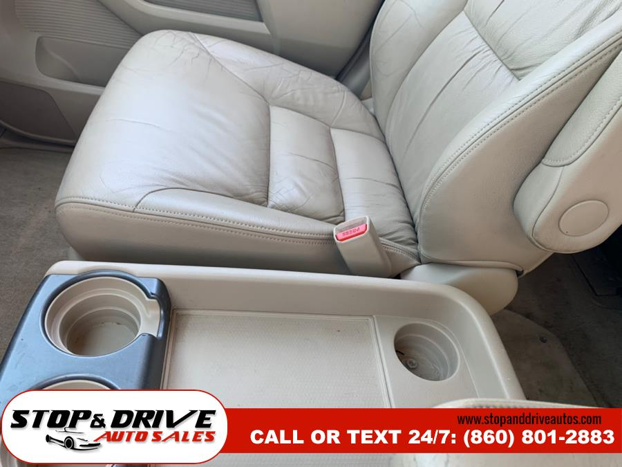 2006 Honda Odyssey 5dr Touring AT with RES & NAVI, available for sale in East Windsor, Connecticut | Stop & Drive Auto Sales. East Windsor, Connecticut