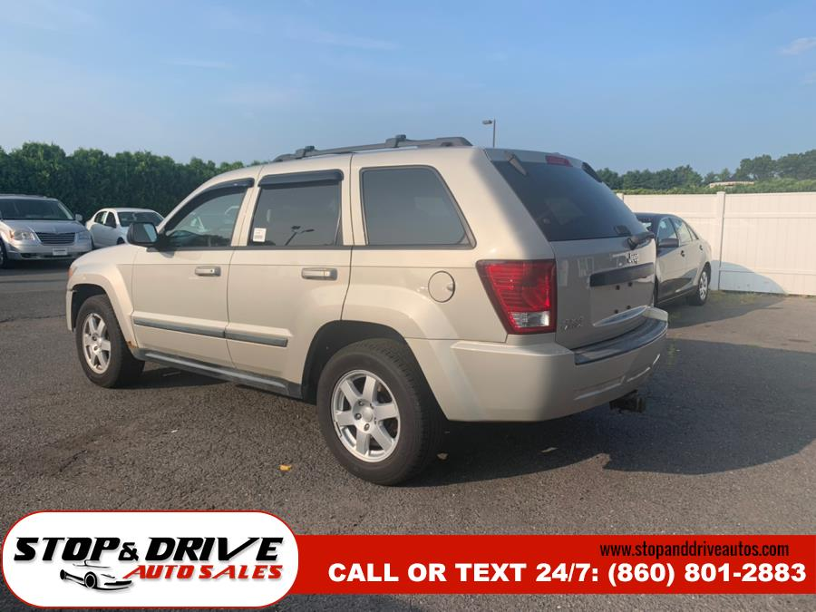 2008 Jeep Grand Cherokee 4WD 4dr Laredo, available for sale in East Windsor, Connecticut   Stop & Drive Auto Sales. East Windsor, Connecticut