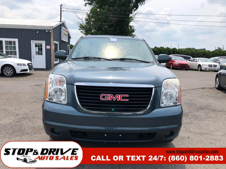 2008 GMC Yukon 4WD 4dr 1500 SLT w/4SA, available for sale in East Windsor, Connecticut | Stop & Drive Auto Sales. East Windsor, Connecticut