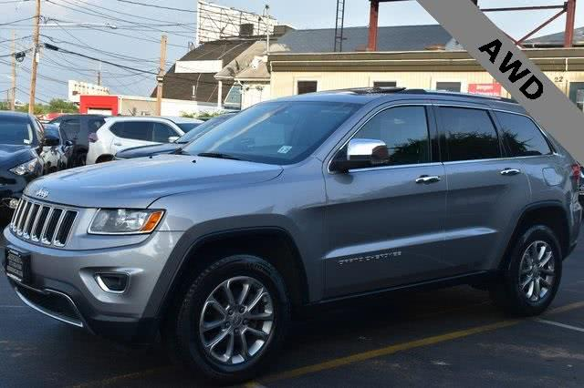 Used Jeep Grand Cherokee Limited 2015 | Bergen Car Company Inc. Lodi, New Jersey