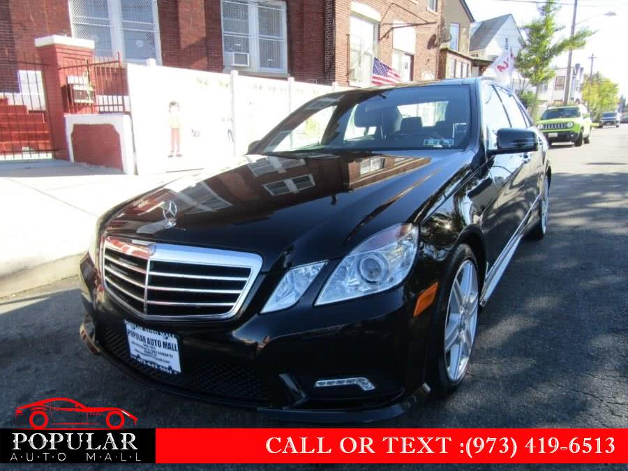 Used 2010 Mercedes-Benz E-Class in Newark , New Jersey | Popular Auto Mall Inc . Newark , New Jersey