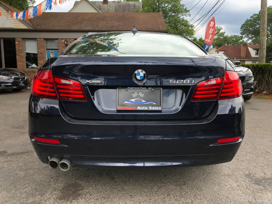 2016 BMW 5 Series 4dr Sdn 528i xDrive AWD, available for sale in Highland Park , New Jersey | Avenger Auto Sales . Highland Park , New Jersey