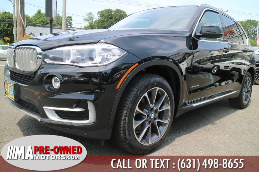 2015 BMW X5 AWD 4dr xDrive35i, available for sale in Huntington, New York | M & A Motors. Huntington, New York
