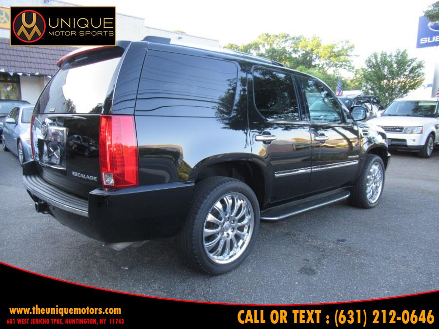 2011 Cadillac Escalade AWD 4dr Base, available for sale in Huntington, New York | Unique Motor Sports. Huntington, New York