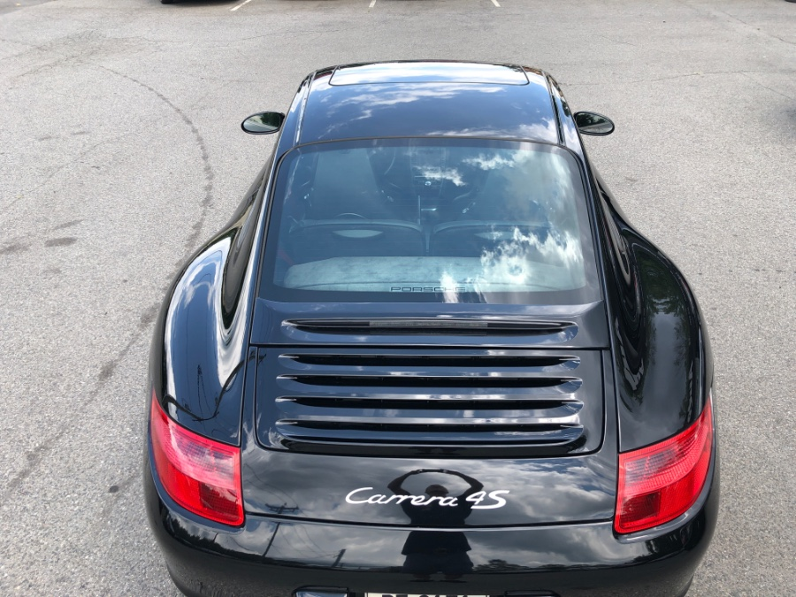 2008 Porsche 911 2dr Cpe Carrera 4S, available for sale in New Milford, CT