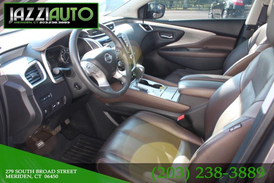 Used Nissan Murano AWD 4dr PLATUIM 2015 | Jazzi Auto Sales LLC. Meriden, Connecticut