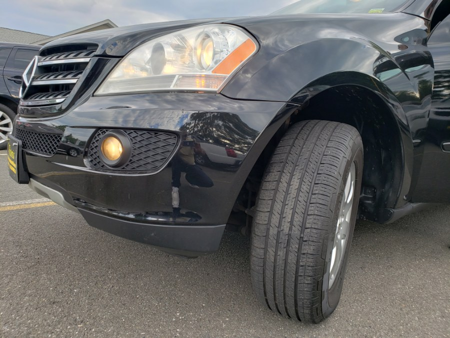 2007 Mercedes-Benz M-Class 4MATIC 4dr 3.5L, available for sale in Little Ferry, New Jersey | Victoria Preowned Autos Inc. Little Ferry, New Jersey