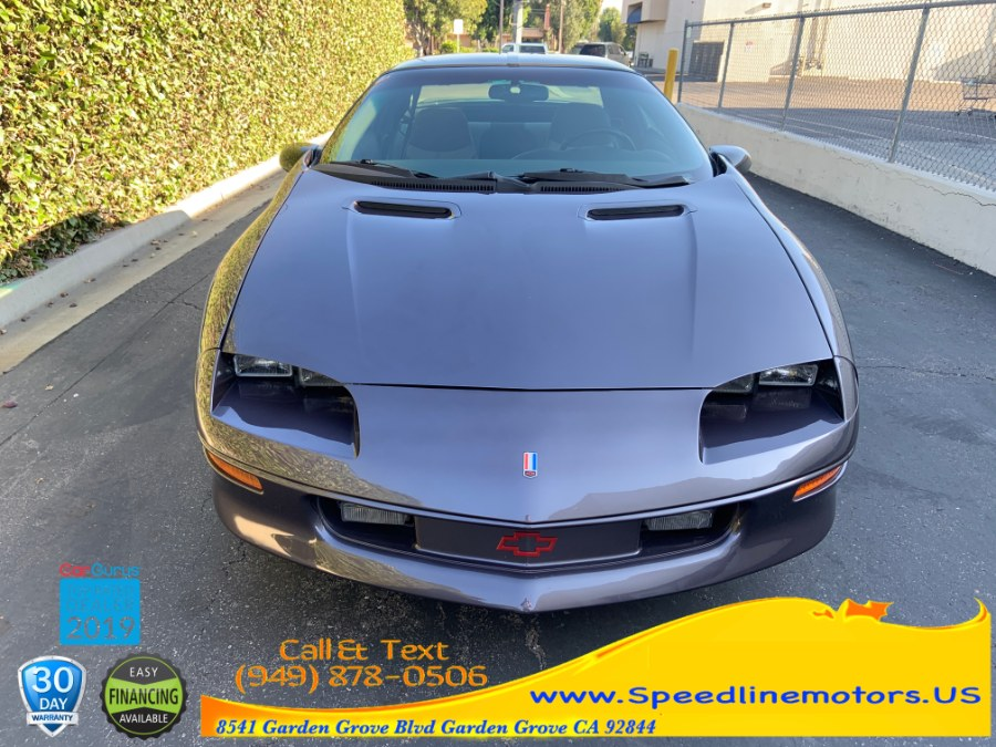 1994 Chevrolet Camaro 2dr Coupe Z28, available for sale in Garden Grove, California | Speedline Motors. Garden Grove, California