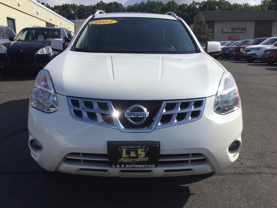 Used Nissan Rogue AWD 4dr SL 2011 | L&S Automotive LLC. Plantsville, Connecticut