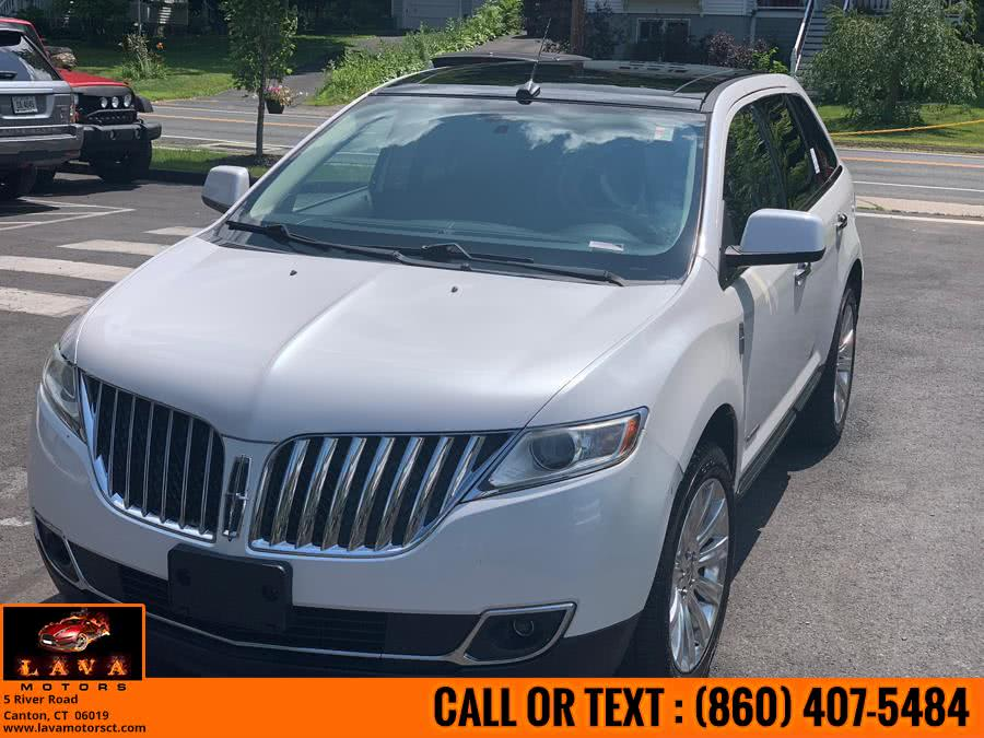 Used 2011 Lincoln MKX in Canton, Connecticut | Lava Motors. Canton, Connecticut