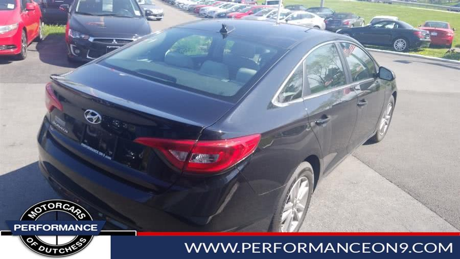2015 Hyundai Sonata 4dr Sdn 2.4L SE, available for sale in Wappingers Falls, New York | Performance Motorcars Inc. Wappingers Falls, New York