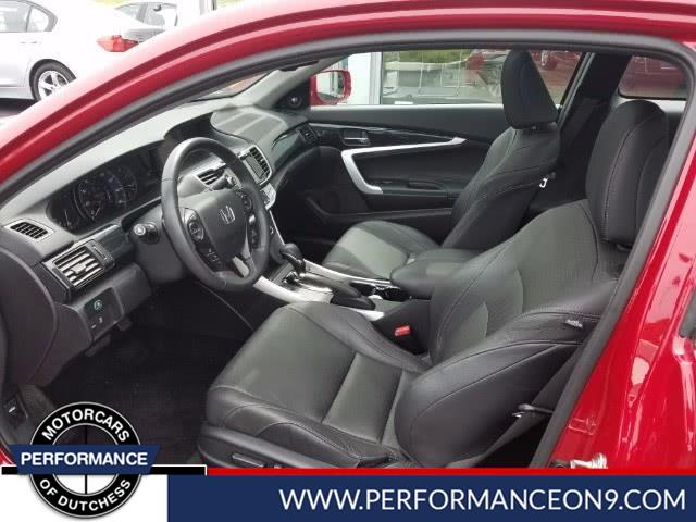 2015 Honda Accord Coupe 2dr I4 CVT EX-L, available for sale in Wappingers Falls, New York | Performance Motorcars Inc. Wappingers Falls, New York