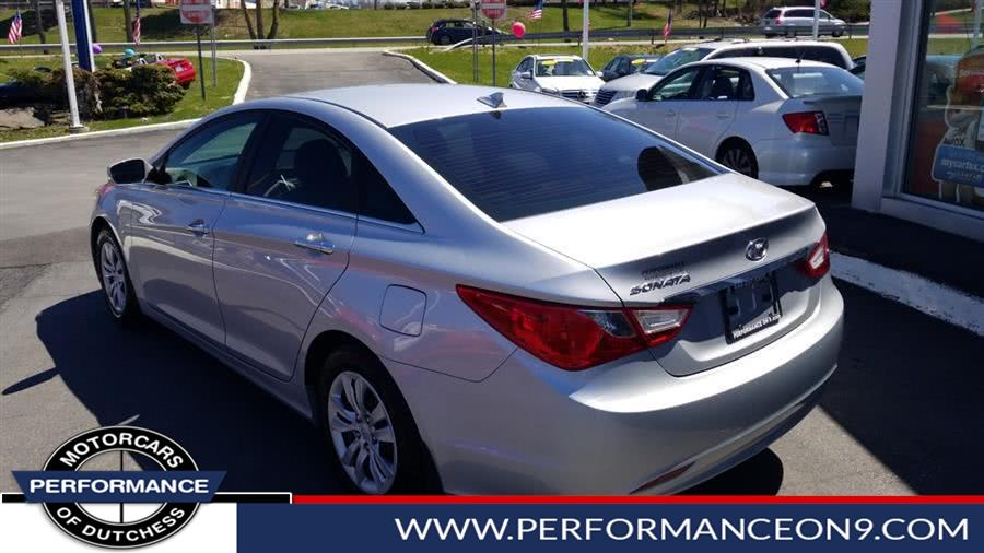 2013 Hyundai Sonata 4dr Sdn 2.4L Auto GLS PZEV *Ltd Avail*, available for sale in Wappingers Falls, New York | Performance Motorcars Inc. Wappingers Falls, New York