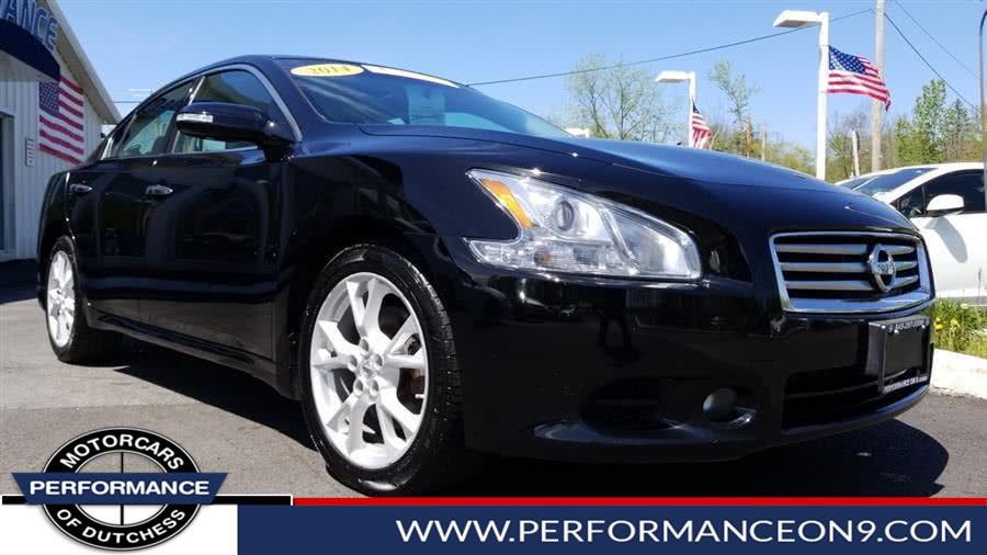 Used 2014 Nissan Maxima in Wappingers Falls, New York | Performance Motorcars Inc. Wappingers Falls, New York