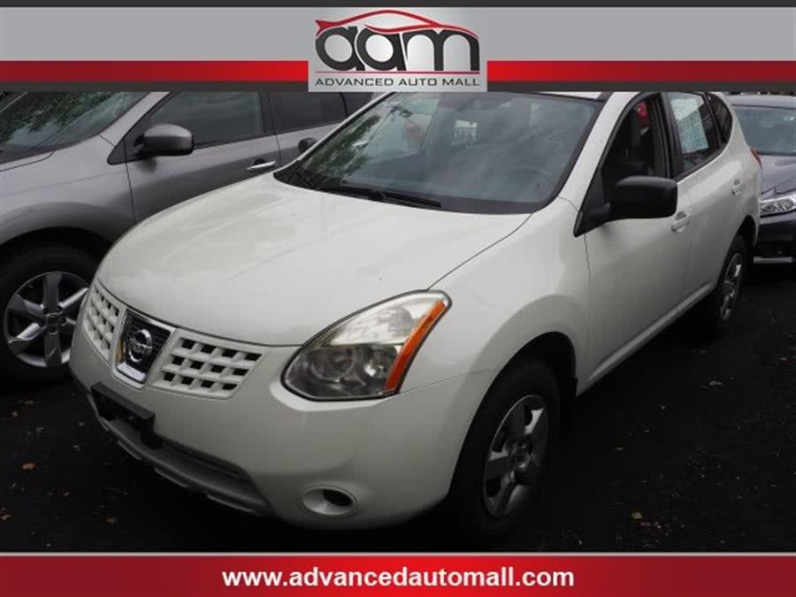 Used Nissan Rogue FWD 4dr S 2008 | Advanced Auto Mall. Bronx, New York