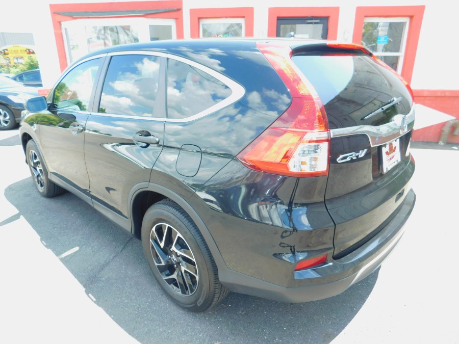 2016 Honda CR-V AWD 5dr SE, available for sale in Elizabeth, New Jersey | Supreme Motor Sport. Elizabeth, New Jersey