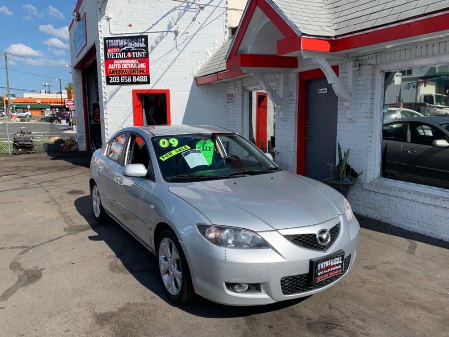 Used 2009 Mazda Mazda3 in Stamford, Connecticut | Universal Auto Sale and Repair. Stamford, Connecticut