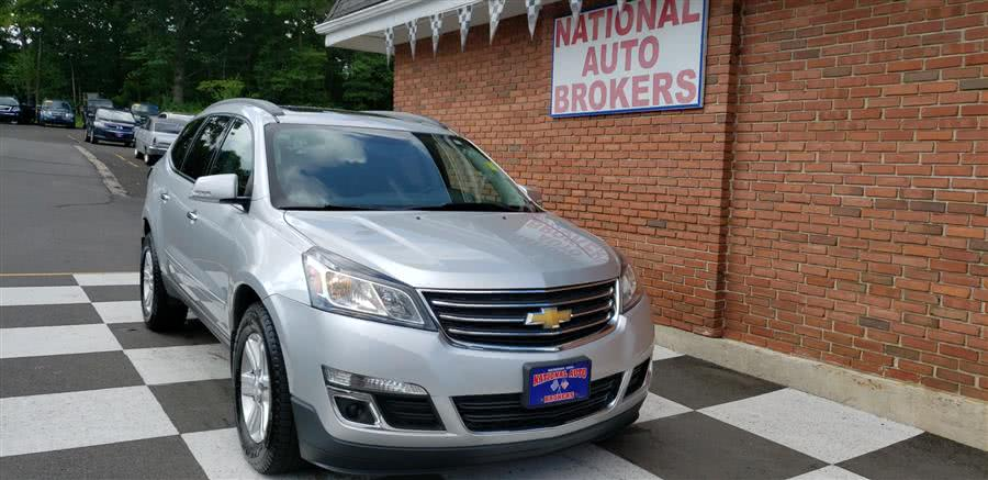 Used 2014 Chevrolet Traverse in Waterbury, Connecticut | National Auto Brokers, Inc.. Waterbury, Connecticut
