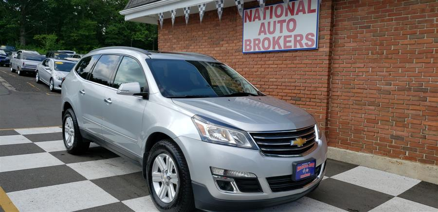 Used Chevrolet Traverse AWD 4dr 2LT 2014 | National Auto Brokers, Inc.. Waterbury, Connecticut