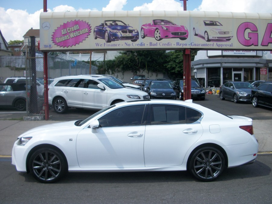 2015 Lexus GS 350 4dr Sdn Crafted Line AWD, available for sale in Jamaica, New York | Gateway Car Dealer Inc. Jamaica, New York